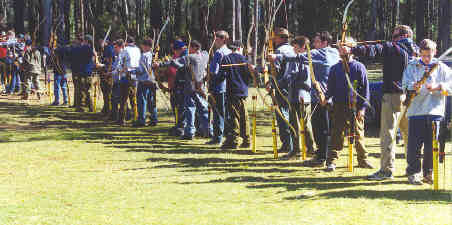 Archery For Schools program