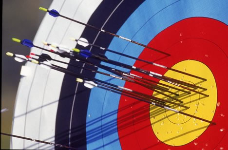 Hitting the target - an Archery Corporate Day is a great way to facilitate team building